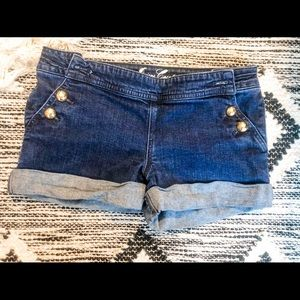 Juicy Couture shorts- size 26
